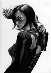 Aeon Flux by DMThompson