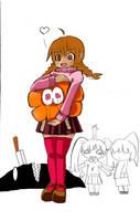 Eversion x Yume Nikki by fahrenheight