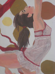 Closer view of Dancer by hikaphoenix