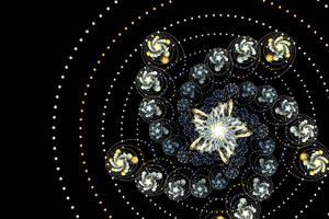 Swirl No. 002 by MeddlerInc