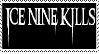 ice nine kills stamp by pentaclam