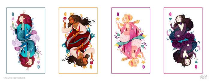 Cards by RocioGarciaART