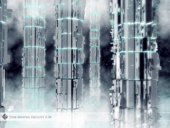 Star Mining Facility 3-24 by SteBon24
