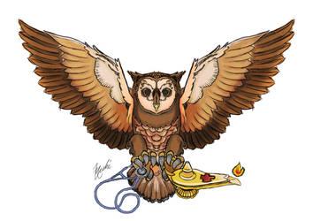 Owl by Zzacchi