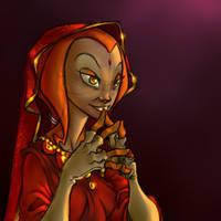 Minerva by SuperSorrel007