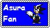 Asura Fan Stamp by BlackZero24
