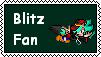 Blitz Fan Stamp by BlackZero24