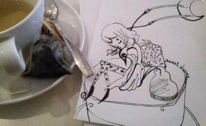 Sweet dreams by arlejerlutos