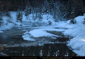 Snow Scene 3 by SalsolaStock