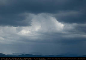Distant Rain 2 by SalsolaStock
