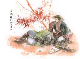 xiongxiu by 1ran