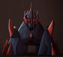 Gigalith by YasminFoster