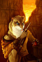 Ferahgo the Assassin Portrait by YasminFoster
