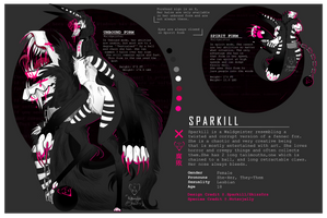 Sparkill Ref by Miss-Skizzors