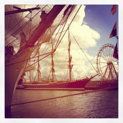 Ships. by kaoula