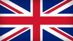 United Kingdom Flag by Xumarov