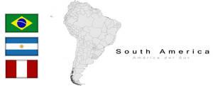 South America by Xumarov