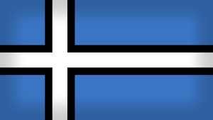 Estonia Nordic Cross by Xumarov
