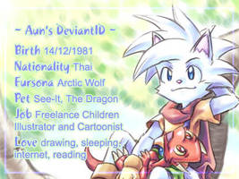Furry ID no3 by aun61