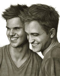 Taylor and Rob by Randy-man