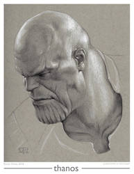 thanos by Randy-man