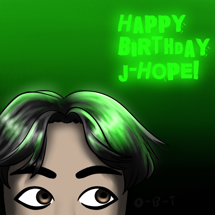 Happy Birthday J-Hope! by Ocean-Blu-Tomboy