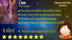 Coco Review - PhantomStrider by Phantomstrider