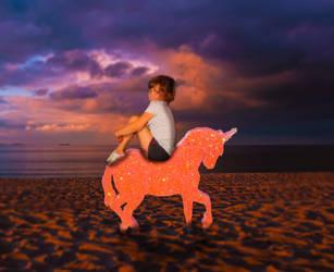 Resin Unicorn edit by TuSheaCrafts