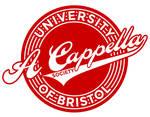 UoB A Cappella logo design submission 2 by iainhallam