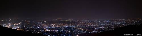 Islamabad City by EmadTaj