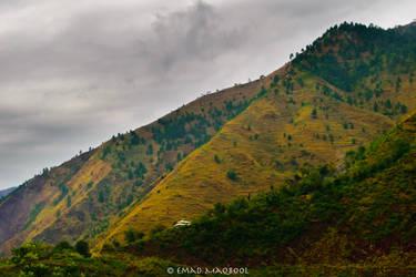 Kashmir Mountains by EmadTaj