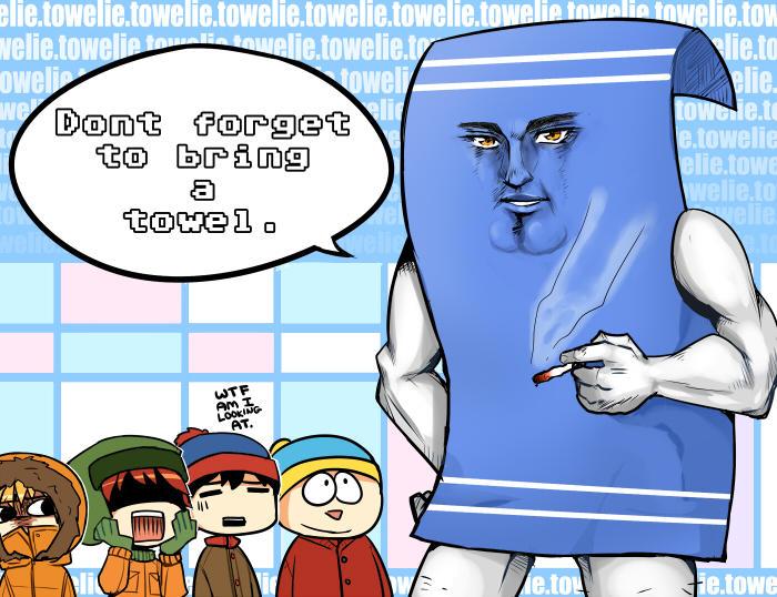 Towelie Plz By Kata 009 On Deviantart