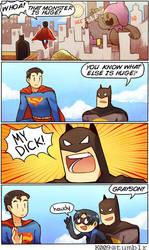 Batman No by kata-009