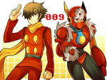 009 by kata-009