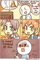 Improvement by kata-009