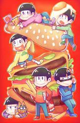 Burgermatsu by kata-009