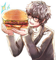P5 - BIG BANG BURGER by kata-009