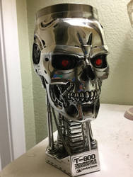 Terminator Goblet by Cosmicmoonshine