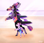 Ballet is for the Birds by qatsby