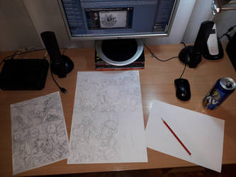 Work Work by ukan01