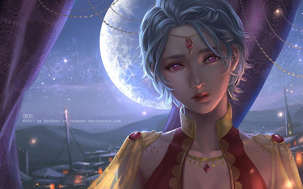CM - Iris by RedPear