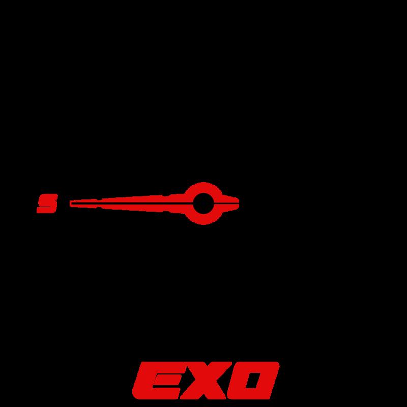 Exo Don T Mess Up My Tempo Logo By Hyakku11 On Deviantart
