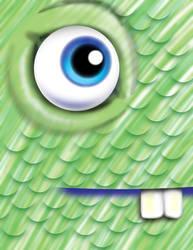 lizard by versonova