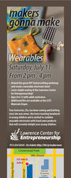 Wearables Flyer Half Sheet July 11 2015 by versonova