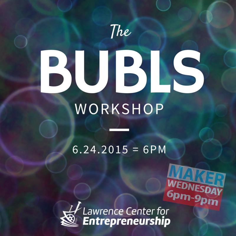 Bubls workshop by versonova