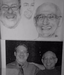 Dr. John Frey with 2 of 3 sons by sarah-w