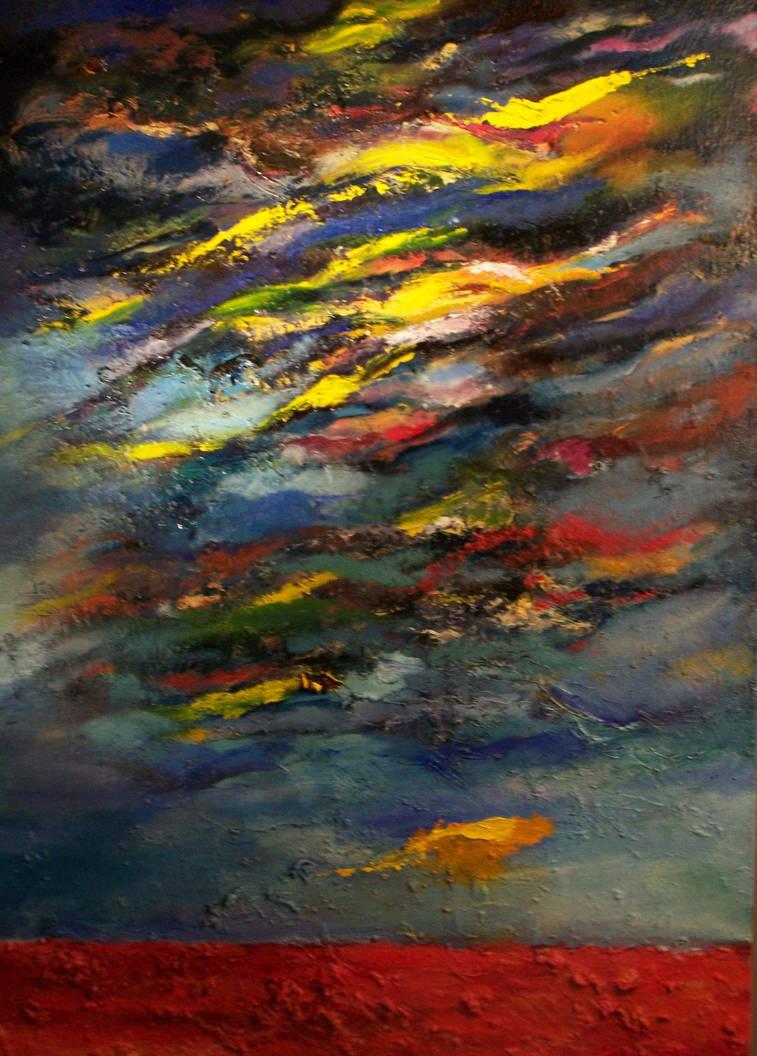 Nuclear Sky by sarah-w