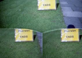 Diversion Ends by elliotbuttons