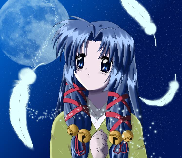 -Kanna- Soar through the Sky by Misuzu-Gao