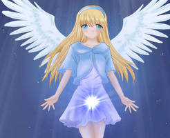 - With these Wings - by Misuzu-Gao